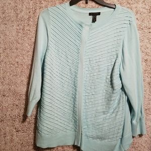 H by Halston sweater